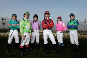 Jockeys Pronostic turf